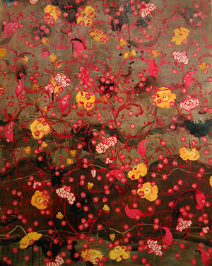 Susan Homer, Red Arabesque